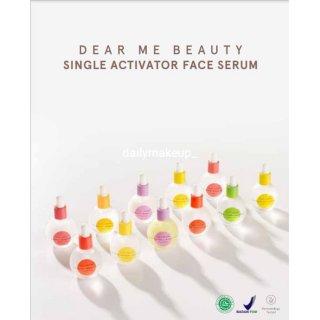 Dear Me Beauty Single Activator face Serum