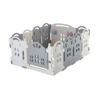 Parklon Fence New Series Magic Castle Monochrome