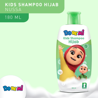Do Re Mi Shampoo & Conditioner Hijab
