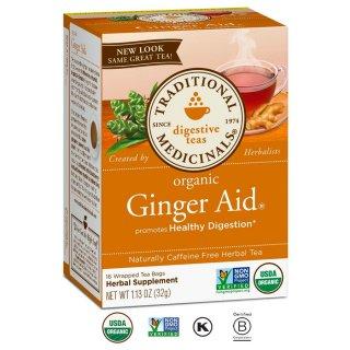 Traditional Medicinals Organic Ginger Aid