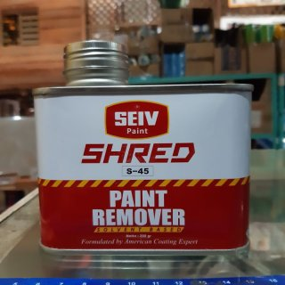 Shred Paint Remover
