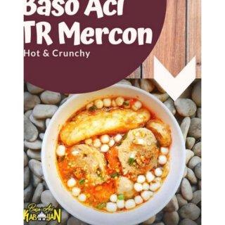 Baso Aci Kabayan Pedas Bakso Aci Tulang Rangu Mercon