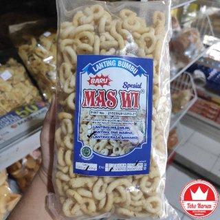 LANTING BAWANG ASIN MERK MASWI 400 gram