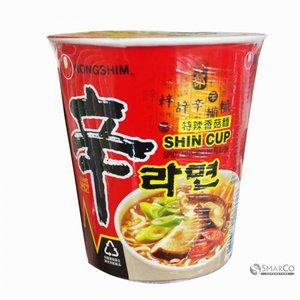 Nongshim Shin Ramyun Spicy Mushroom Flavor Cup