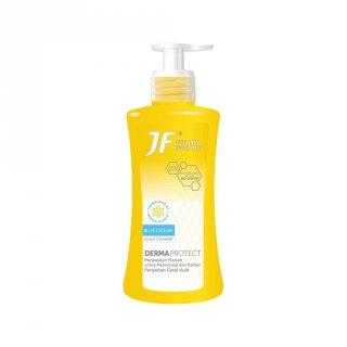 Jf Sulfur Blue Ocean Body Wash Sabun Cair