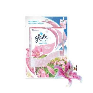 Glade Hang It Fresh Air Freshener Floral Fresh 8 gr