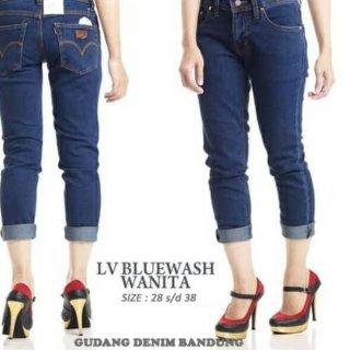 Celana Jeans Levi's 523 Women Skiny Fit