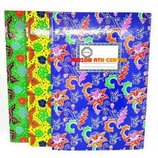 Buku Folio Hard Cover KURAMAS 100 Lembar