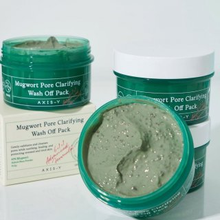 AXIS-Y Mugwort Pore Clarifying Wash Off Pack