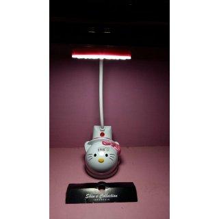Lampu Belajar Jepit Hello Kitty