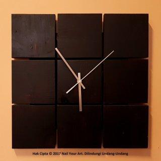 Nail Your Art Black Cube