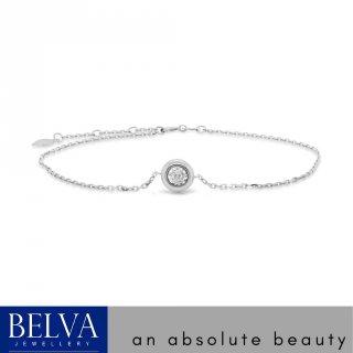 Gelang Berlian / Bracelet Solitaire - Belva Jewellery - BABEAU01778
