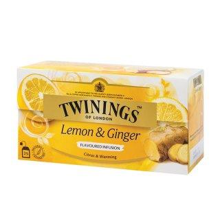Twinings Herbal Tea Lemon & Ginger
