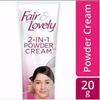 Fair and Lovely 2 in 1 Powder Cream