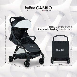 Hybrid Cabrio Ezy Fold Stroller