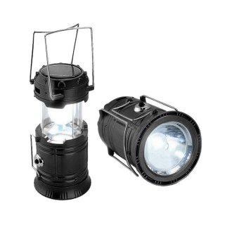 Mini Lampu Lentera Senter Emergency LED Solar Rechargeable