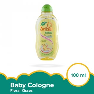 ZWITSAL BABY NATURAL COLOGNE FLORAL KISS 100ml