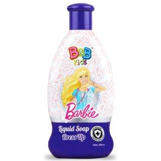 B&B Kids Barbie Liquid Soap