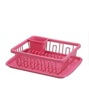 Lion Star Flora Dish Rack with Tray A-10