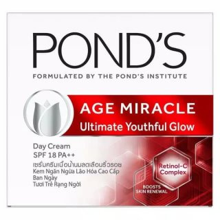 Pond's Age Miracle Ultimate Youthful Glow Day Cream