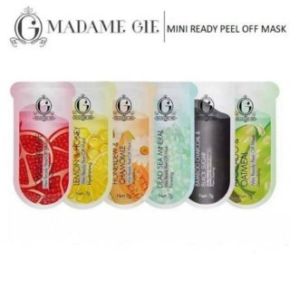 Madame Gie Mini Ready Peel Off Mask