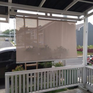 Suntex Blind Tirai Outdoor
