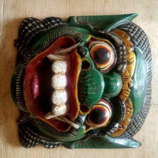 Topeng Barong Bali 16x18cm