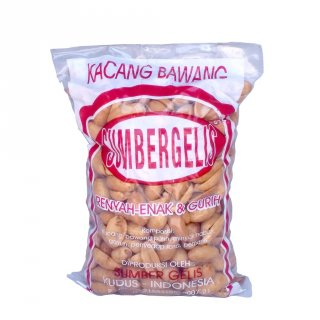 Kacang Bawang Khas Kudus Sumber Gelis