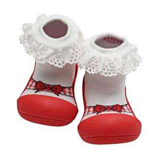 Attipas Ballet Red Prewalker