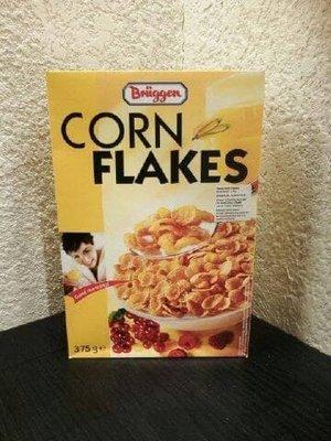Briiggen Corn Flakes Cereal