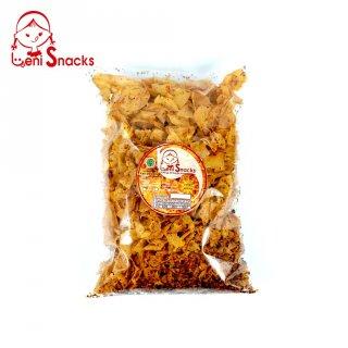 Leni Snacks Singkong Pedas Merah