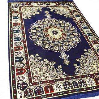 Permadani / Hambal Karpet Lantai Lipat asli Turki Ukuran 200 x 300 cm Motif Acak - Batik Alhadi