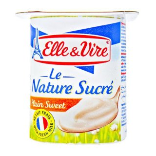 Elle & Vire Plain Sweet