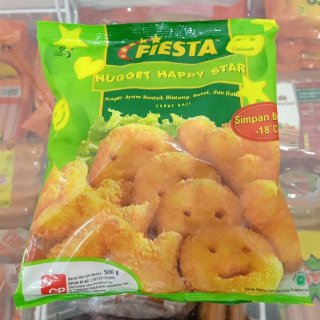 Fiesta Nugget Happy Star