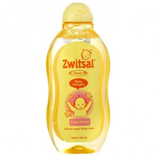 Zwitsal Baby Cologne Classic Fresh Floral