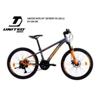 United Bike Detroit SV 24