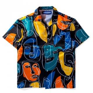 Tenue de Attire - Kemeja Pria - Contour Picasso Shirt
