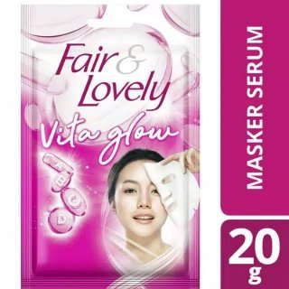 Fair and Lovely Vita GLow Serum Sheet Mask