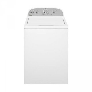 Whirlpool 3LWED 4815 FW Electric Dryer