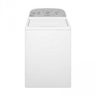Whirlpool 3LWED 4815 FW Electric Dryer