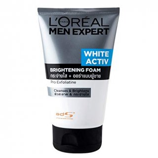 L'oreal Men Expert White Active Brightening Foam