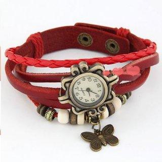 Jam Tangan Gelang Tribal Vintage