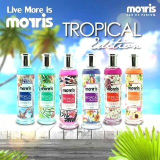 Morris Parfum Tropical Edition