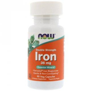 Now Foods  Iron Double Strength