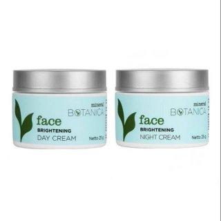 Mineral Botanica Brightening Day & Night Cream