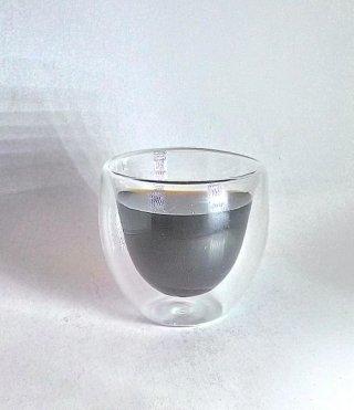 Borsalino Double Wall Glass Espresso