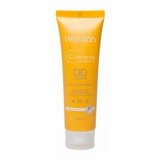 Wardah C-Defense DD Cream SPF 30 Light