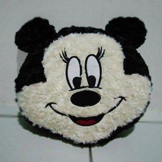 Bantal Boneka Kepala Mickey Mouse Snail