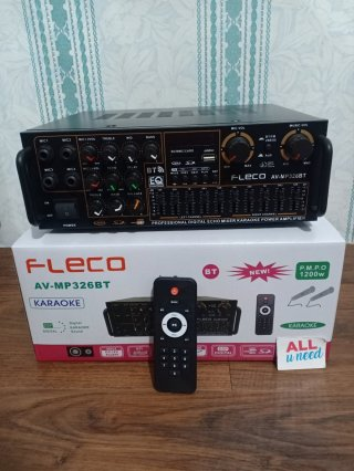 Sunbuck Audio Original Fleco AV-MP326BT