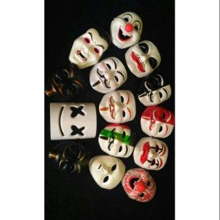 TOPENG TERLENGKAP / Topeng Anonymouse /Topeng Joker